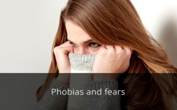 Hypnotherapy - Using hypnosis for treatment of phobias and fears