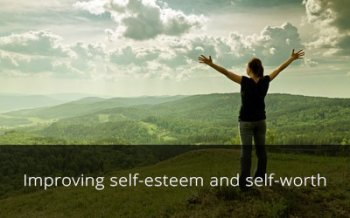 Hypnotherapy - Using hypnosis to improve self-esteem and self-worth